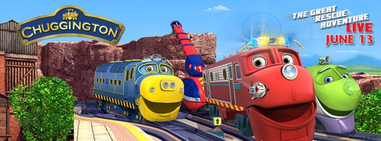 Chuggington-Live