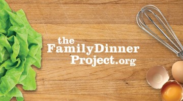 Start Your Family Dinner Project with Healthy Comfort Favorites {Recipe}