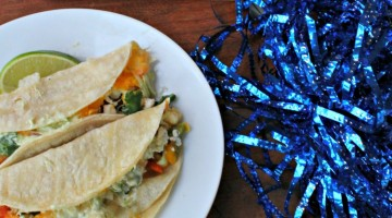 Game Day: Score Big with Fish Tacos with Mango Salsa