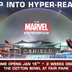 Go Super Hero with The Marvel Experience Dallas