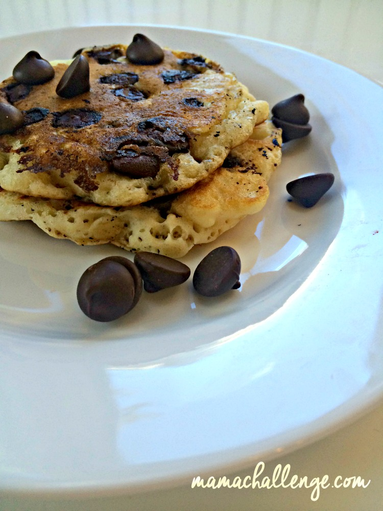 Chocolate-Chip-Pancakes-Krusteaz-MamaChallenge