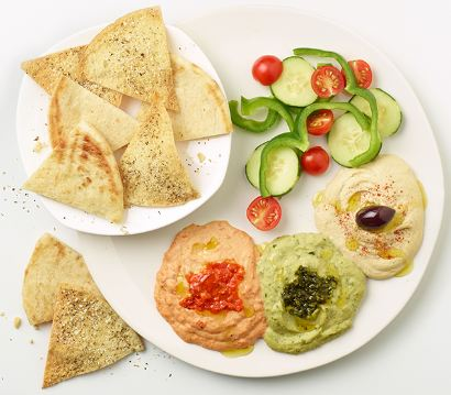 Zoes-Kitchen-Hummus-Trio