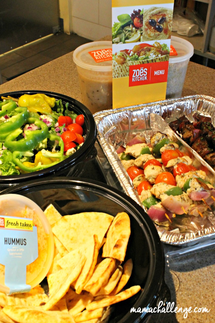 Zo S Kitchen Chicken Kabobs zoes kitchen helps families serve healthy meals on the go