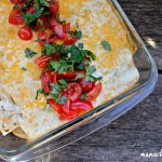 Pin That Twist: Breakfast Taco Enchiladas