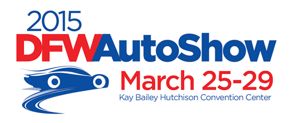 Dallas Auto Show logo