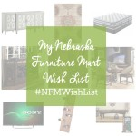 My #NFMWish List: Nebraska Furniture Mart Texas Opens Soon