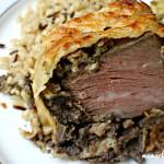 #PartyLikeAMadMan: Beef Wellington