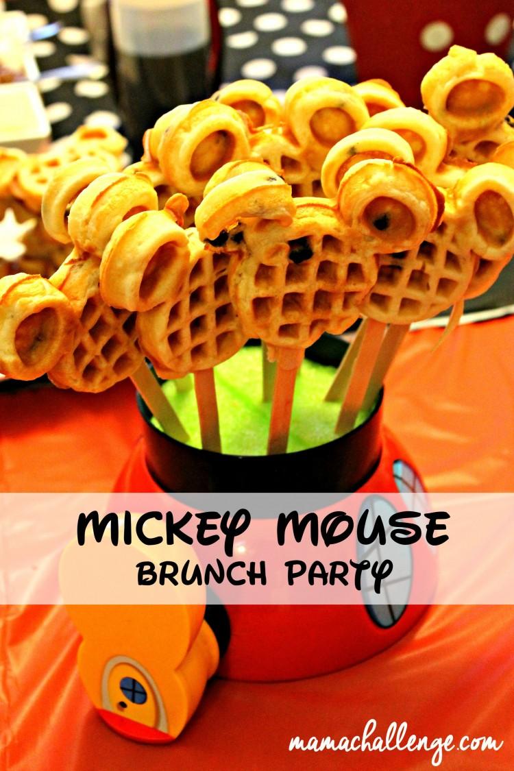 Disney Brunch Party
