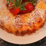 Easter Dinner Cake