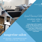 Win Free Blowouts for a Year at Tangerine Salon – April 18