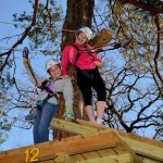 Reconnect with Family Fun at Trinity Forest Adventure Park {Special Offer}