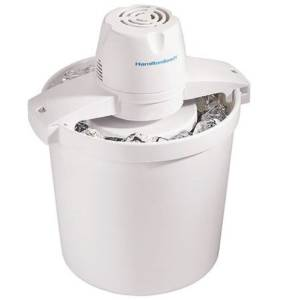 Hamilton Beach Ice Cream Maker