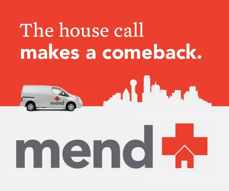 Mend at Home App