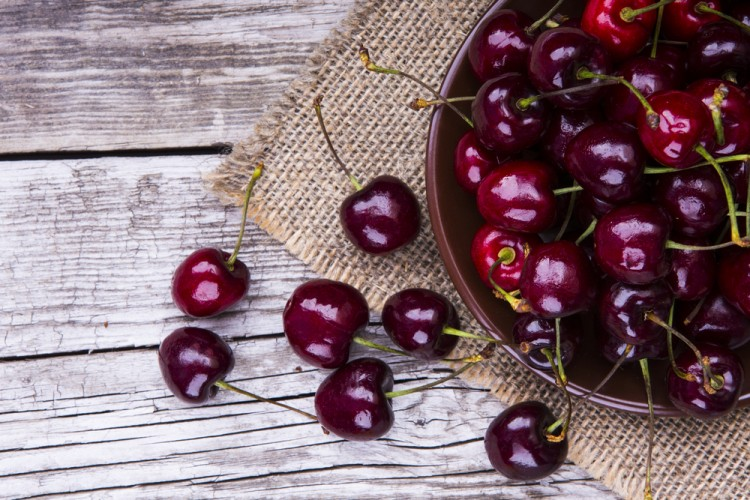 Cherries are ripe for the picking at Market Street