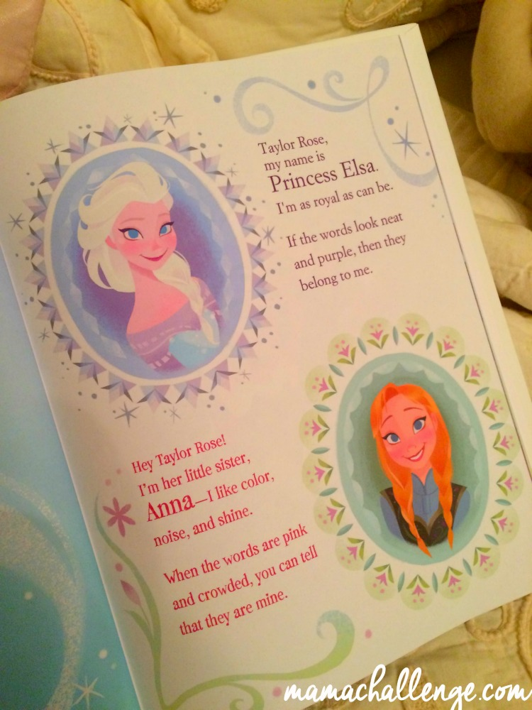 Elsa-Anna-Book