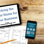 Picking the Right Name for Your Business