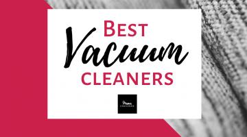 Just Clean It: Best Vacuum Cleaners