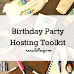 Birthday Party Hosting Toolkit