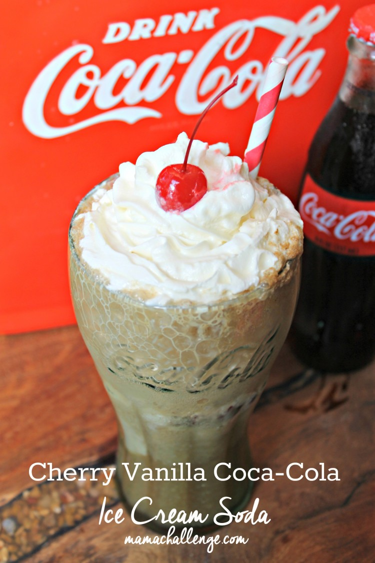 Cherry-Vanilla-Coke-Ice-Cream-Soda