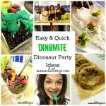 DINOmite Dinosaur Party Ideas