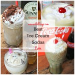 Cool Down with Unique Ice Cream Sodas