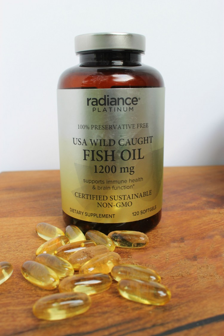 How fish and chocolate can help you lose weight for Fish oil on face