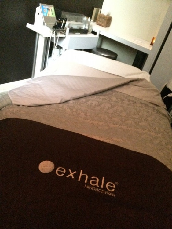 Exhale-Facial