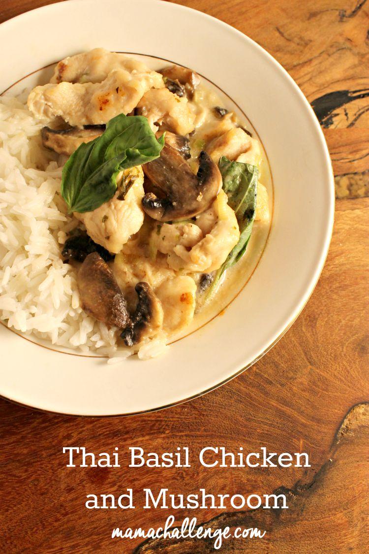 Thai-Chicken-Mushroom