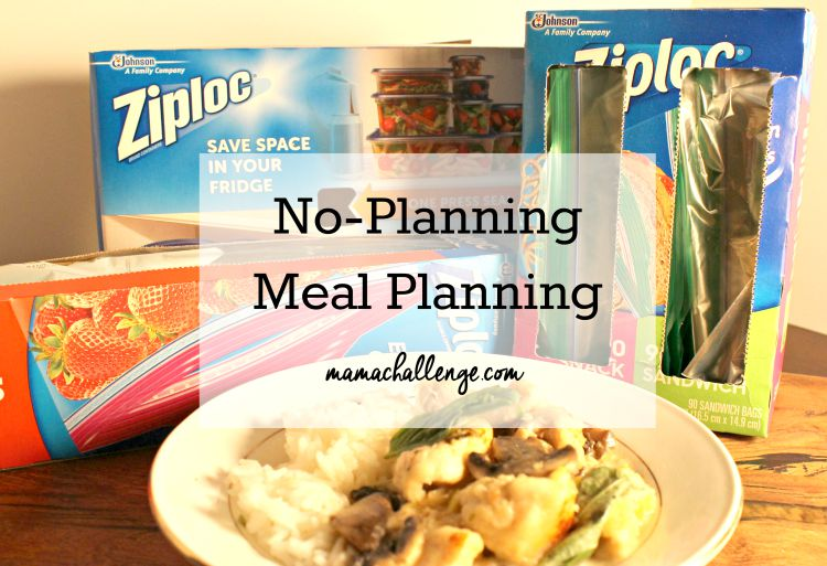 Ziploc-Meal-Planning