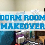 My Day to Play Oprah: Dorm Room Makeover