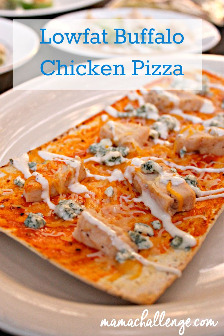 BuffaloChickenPizza