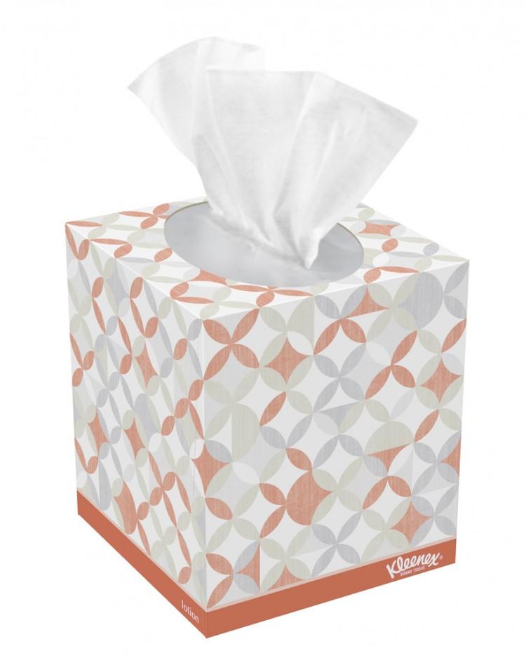 Kleenex-brand-tissue