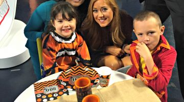 Easy Halloween Playdate Ideas