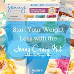 Start Your Weight Loss with the Jenny Craig Kit