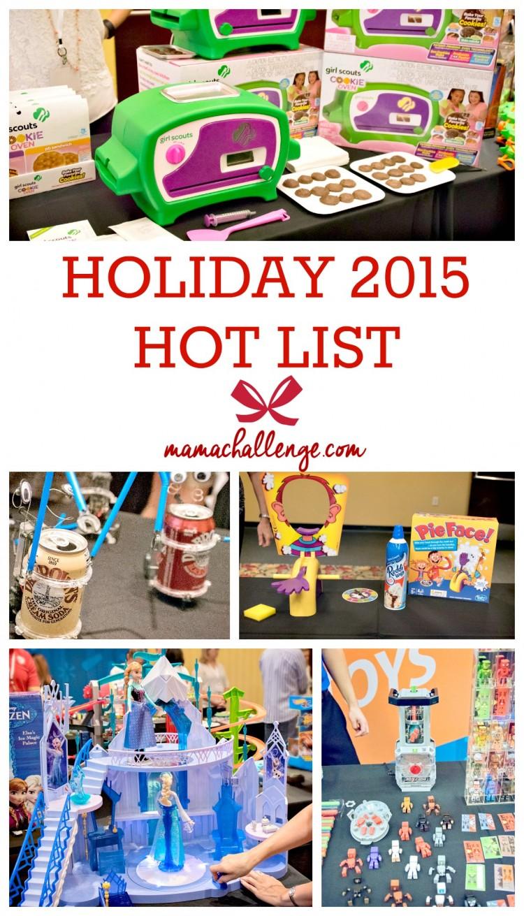 MamaChallenge Hot List