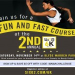 It's Your Time: Fight Domestic Violence with SIX:02 6K {Discount}