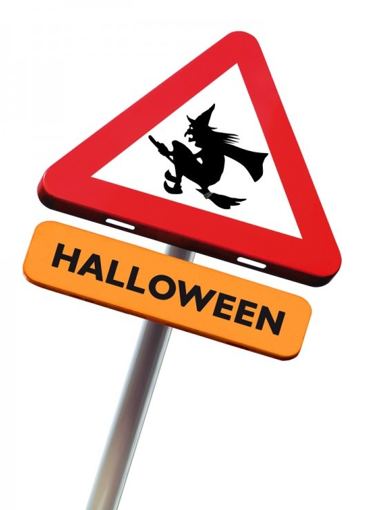 Halloween-Sign