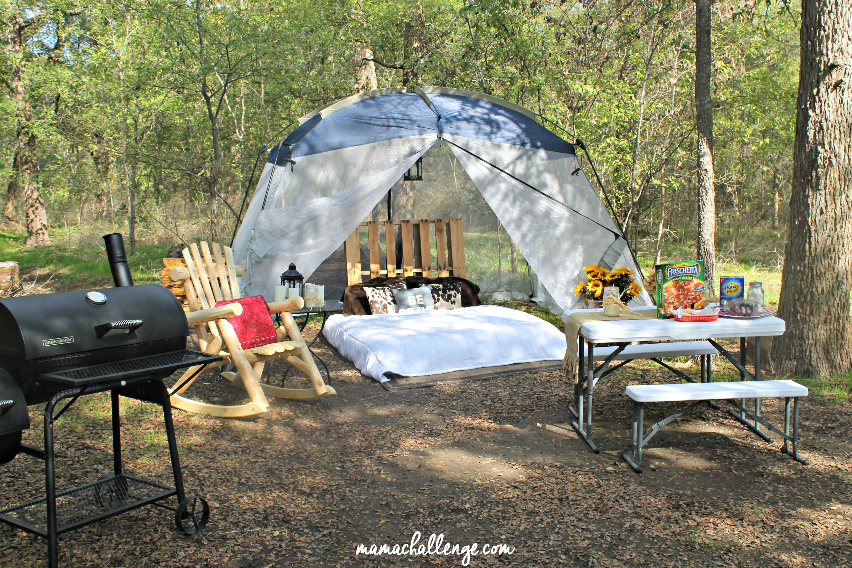 Glamping-Texas-Style
