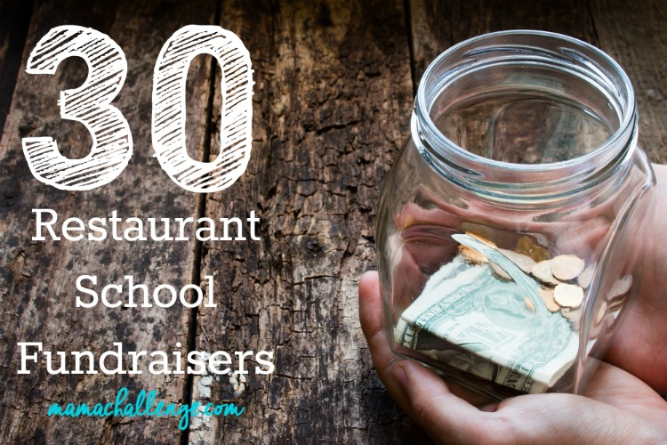 Restaurant School Fundraiser