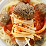 Best Spaghetti and Meatballs EVER