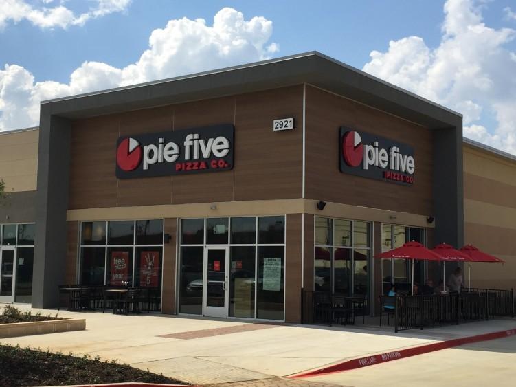 Pie-Five-Pizza