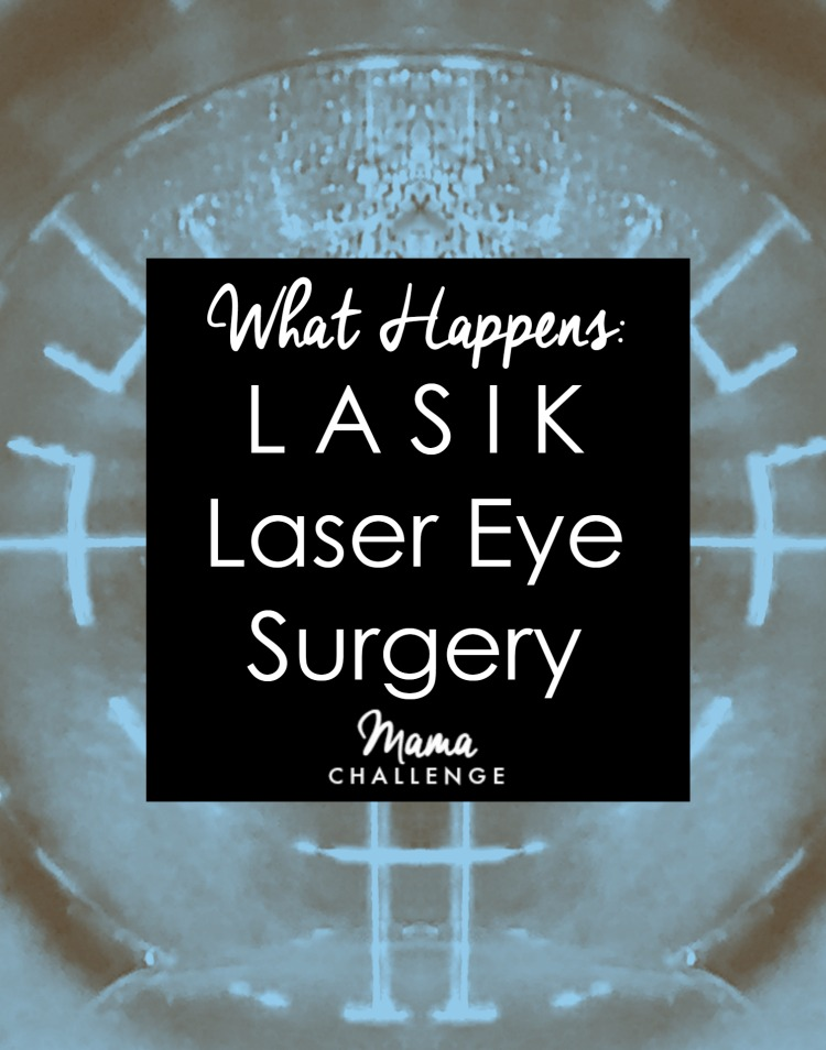 Lasik-Procedure