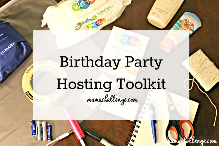 Birthday Party Toolkit