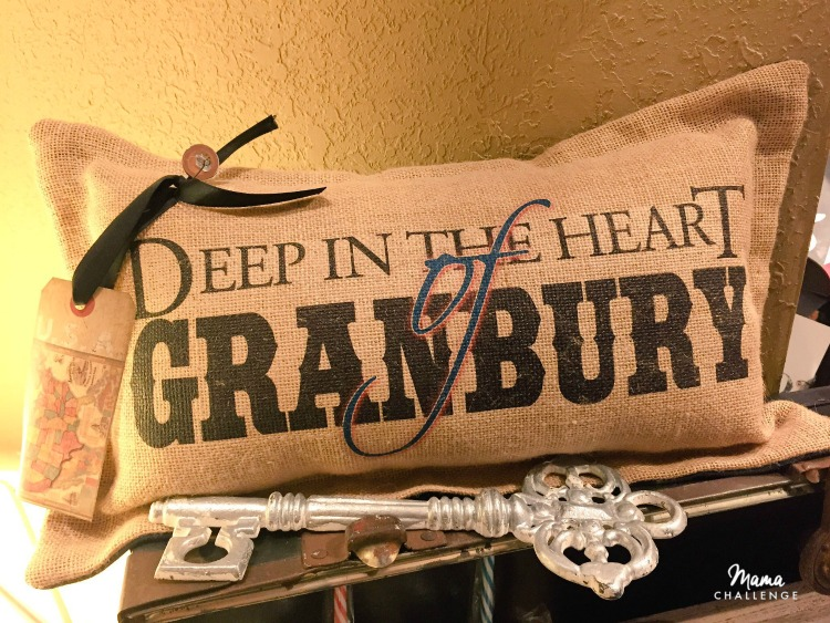 Granbury-Pillow