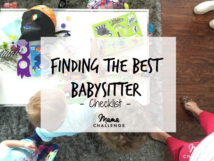 Finding the Best Babysitter-SMSDallas