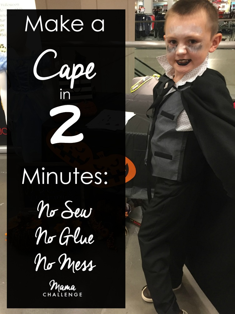 Two-Minute-Cape