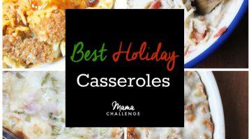 Best Christmas Casseroles