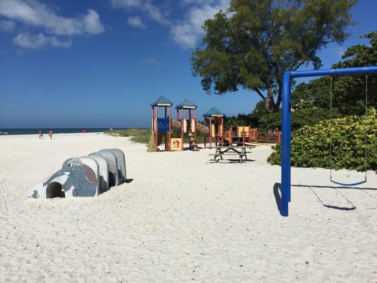Bradenton Area Manatee Beach