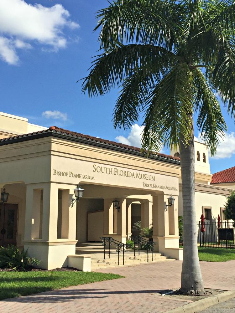 Bradenton Area South Florida Museum