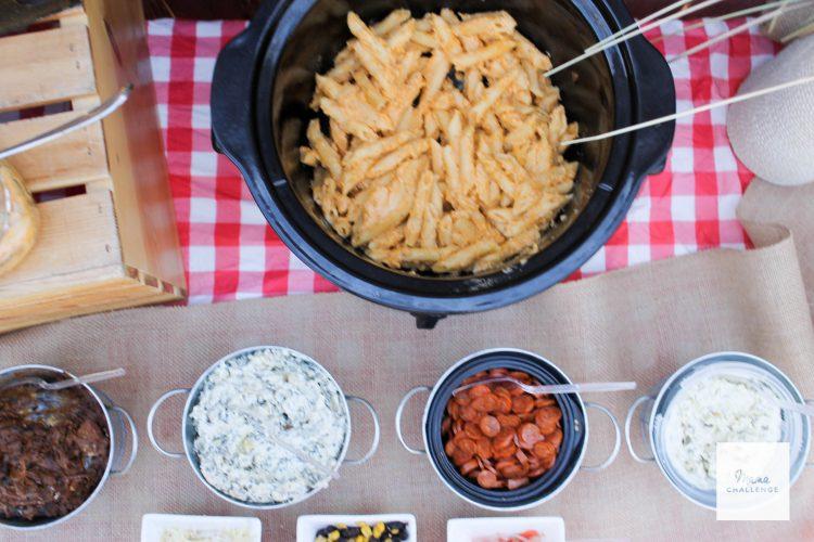 Macaroni-Cheese--Bar